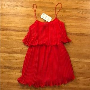 Zara summer dress NWT
